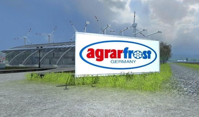 (LS 2013) Agrarfrost-Map V 8.2
