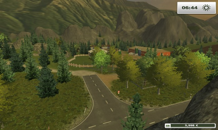 (LS 2013) Map Berghof Reloaded 2014 by Arvalus