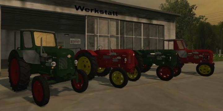 (LS 2013) MR Famulus-Pack V 1.0